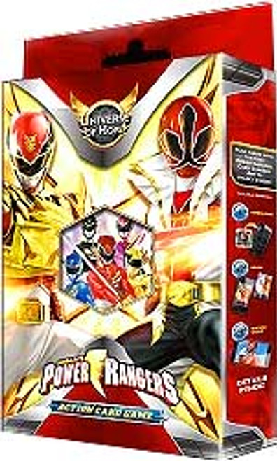 Power Rangers Action Card Game Universe of Hope Theme Deck