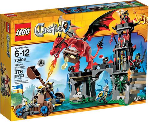 LEGO Castle Dragon Mountain Set #70403