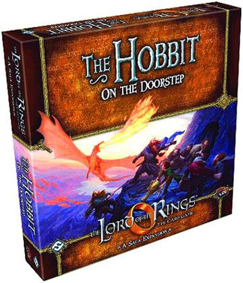 The Lord of the Rings The Card Game Lord of the Rings LCG The Hobbit On The Doorstep Saga Expansion