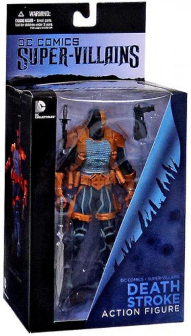 DC Super Villains The New 52 Deathstroke Action Figure