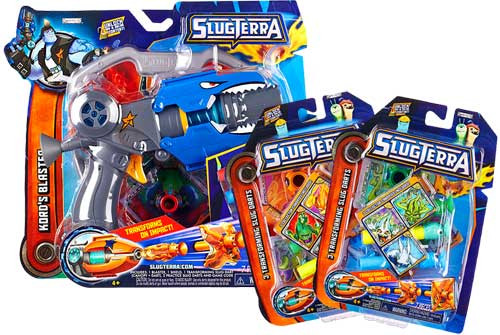 Slugterra Kord's Blaster Combat Set Exclusive Roleplay Toy