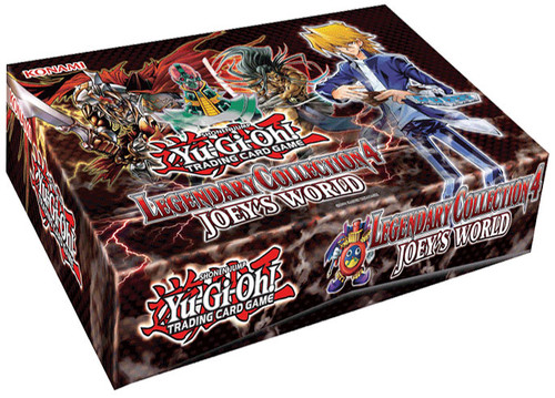 YuGiOh Legendary Collection 4: Joey's World
