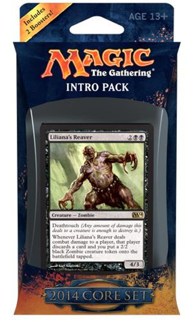 MtG Magic 2014 Death Reaper Intro Pack