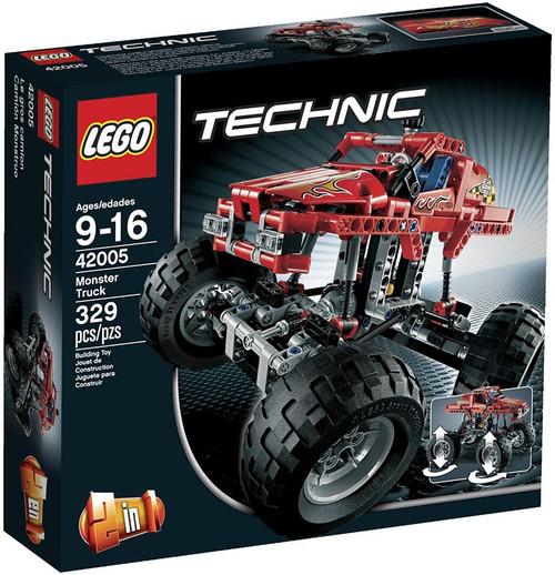 LEGO Technic Monster Truck Set #42005