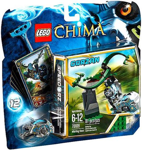 LEGO Legends of Chima Whirling Vines Set #70109