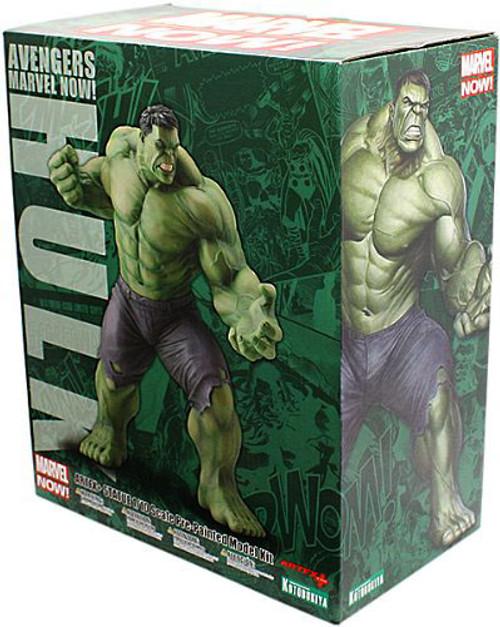 Avengers ArtFX Marvel Now Hulk 1/10 Statue