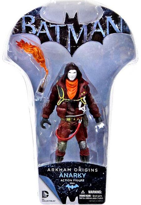 Batman Arkham Origins Series 2 Anarky Action Figure