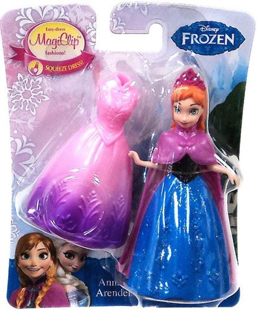 Disney Frozen Anna of Arendelle 3.75-Inch Figure