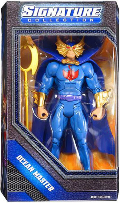 DC Universe Club Infinite Earths Signature Collection Ocean Master Exclusive Action Figure
