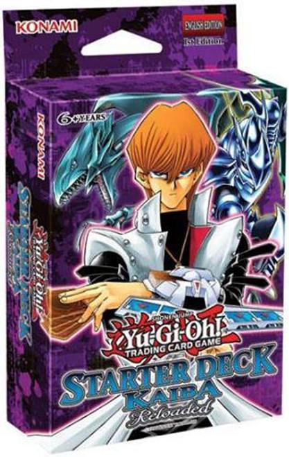 YuGiOh Kaiba Reloaded (1st Edition) Starter Deck