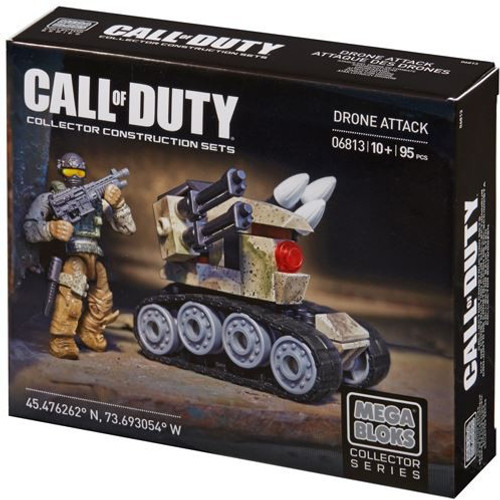 Mega Bloks Call of Duty Drone Attack Set #06813
