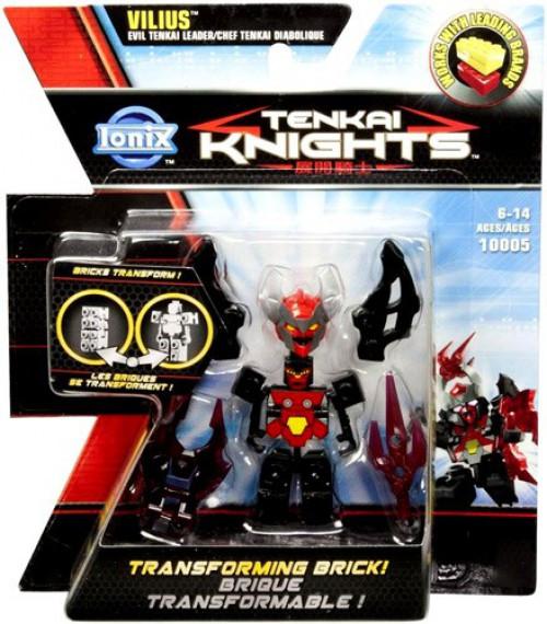 Tenkai Knights Vilius Minifigure #10005