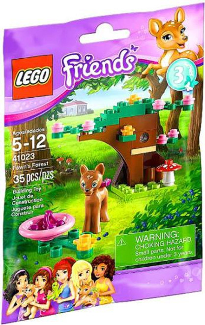 LEGO Friends Fawn's Forest Mini Set #41023 [Bagged]