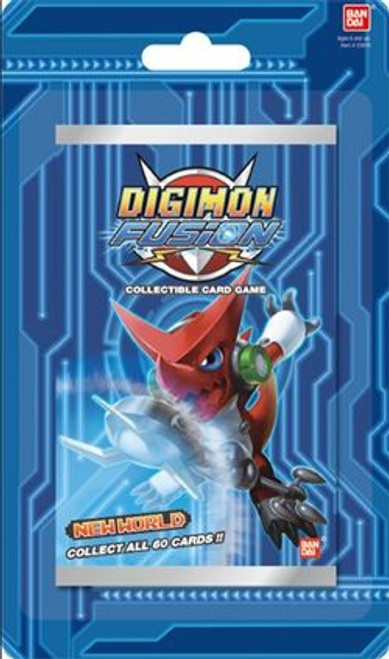 Digimon Fusion Booster Box [15 Packs]