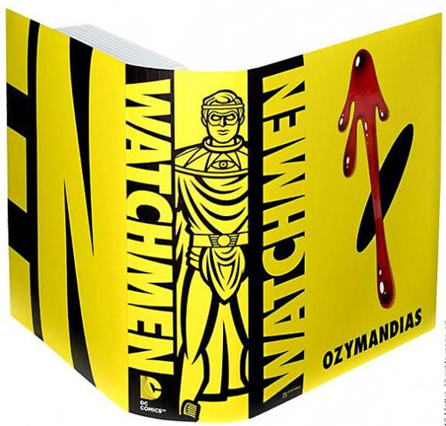 Watchmen Club Black Freighter Ozymandias Exclusive Action Figure