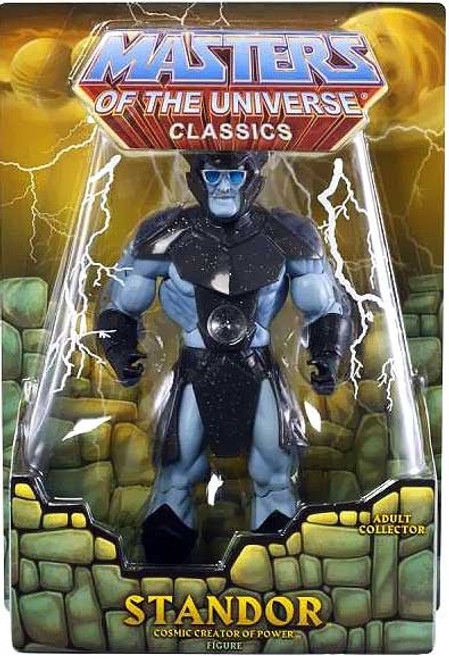 Masters of the Universe Classics Club Eternia Standor Exclusive Action Figure