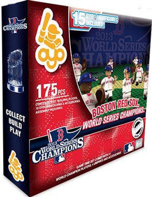 MLB Generation 1 Boston Red Sox World Series Champions Set
