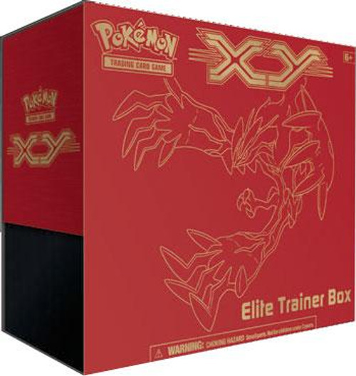 Pokemon XY Elite Trainer Box [Yveltal]