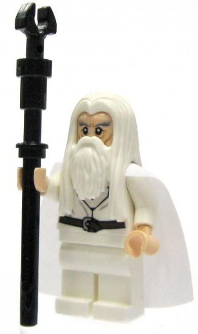 LEGO The Lord of the Rings Loose Saruman the White Minifigure [Loose]
