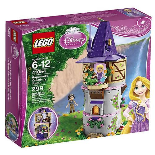 LEGO Disney Princess Rapunzel's Creativity Tower Set #41054