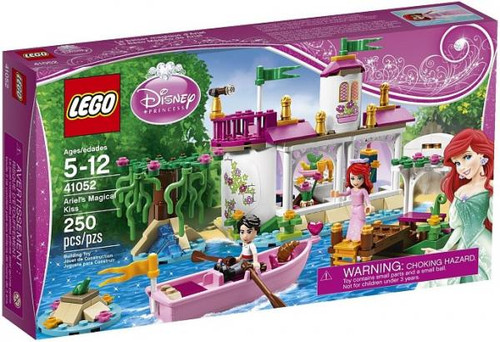 LEGO Disney Princess Ariel's Magical Kiss Set #41052