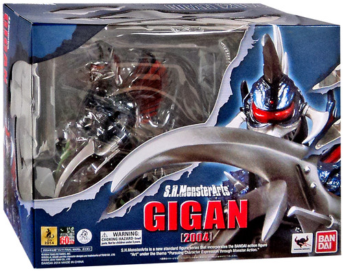 Godzilla S.H. Monsterarts Gigan Action Figure [Final Wars]