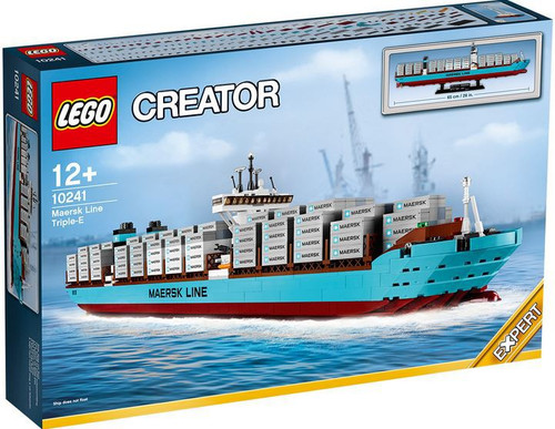 LEGO Creator Maersk Line Triple-E Set #10241