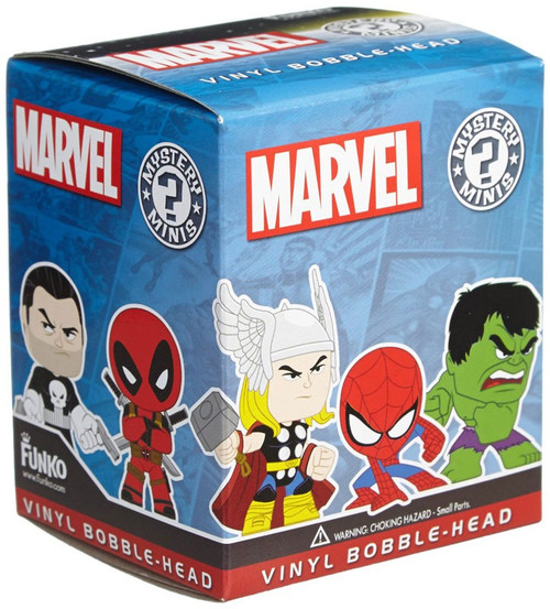 Funko Marvel Mystery Minis 2.5-Inch Mystery Pack
