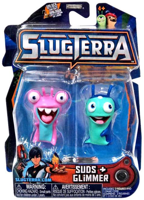 Slugterra Series 3 Suds & Glimmer Mini Figure 2-Pack