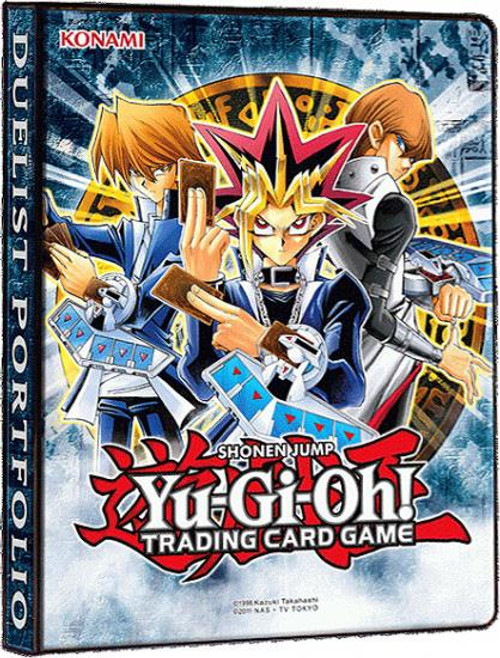 YuGiOh Card Supplies Duelist Portfolio 4-Pocket Binder [Version 2]