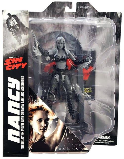 Sin City Series 1 Nancy Action Figure