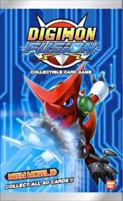 Digimon Fusion Booster Pack
