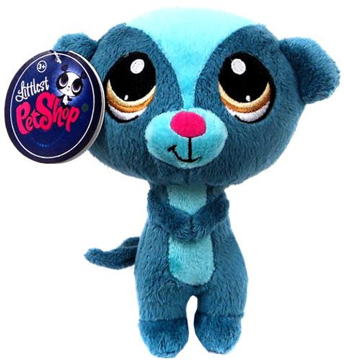 Littlest Pet Shop Sunil Nevla 5-Inch Plush [Mongoose]