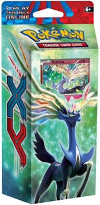 Pokemon XY X & Y Resilient Life Theme Deck [Sealed Deck]