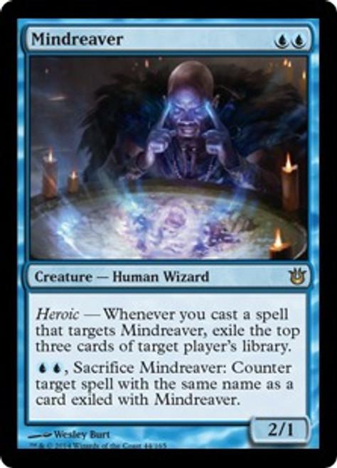 MtG Born of the Gods Rare Mindreaver #44