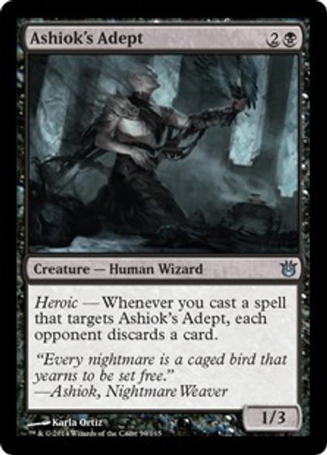 MtG Born of the Gods Uncommon Ashiok's Adept #59