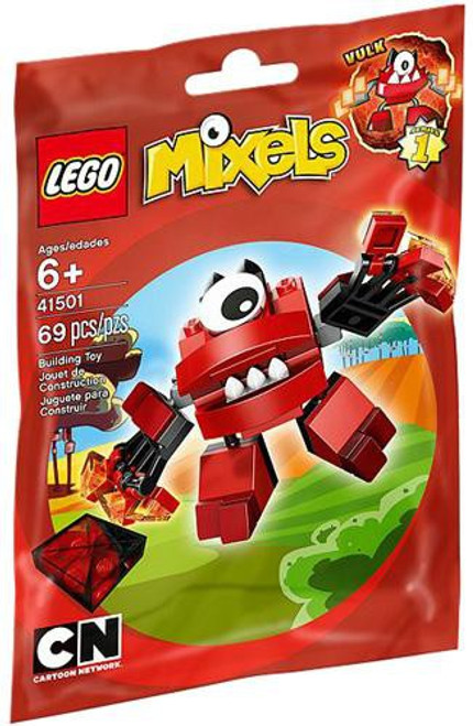 LEGO Mixels Series 1 Vulk Set #41501