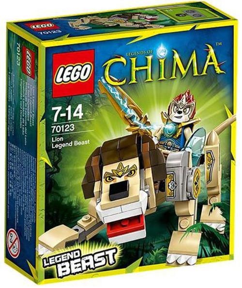 LEGO Legends of Chima Lion Legend Beast Set #70123