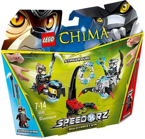 LEGO Legends of Chima Stinger Duel Set #70140