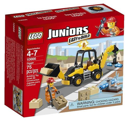LEGO Juniors Digger Set #10666