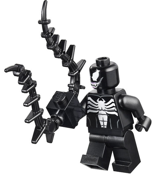 LEGO Marvel Super Heroes Loose Venom Minifigure [Version 2 Loose]