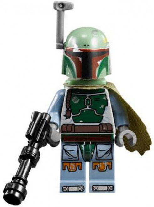 LEGO Star Wars Loose Boba Fett Minifigure [Blue Loose]