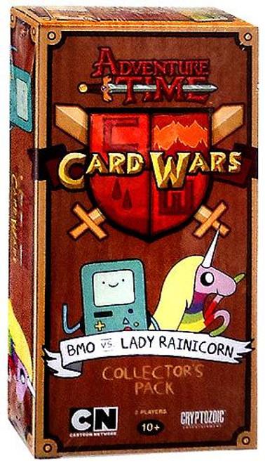 Adventure Time Card Wars BMO vs. Lady Rainicorn Collector's Pack