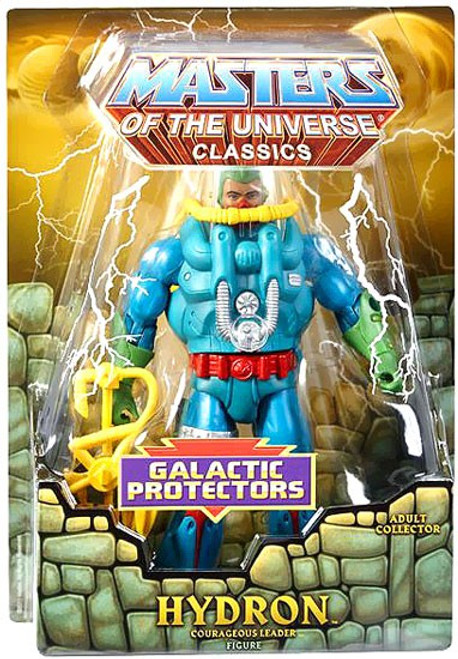 Masters of the Universe Classics Galactic Protectors Hydron Exclusive Action Figure