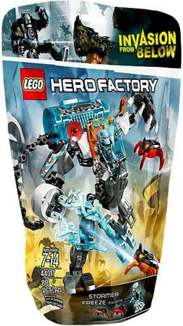 LEGO Hero Factory Stormer Freeze Machine Set #44017