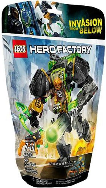 LEGO Hero Factory Rocka Stealth Machine Set #44019