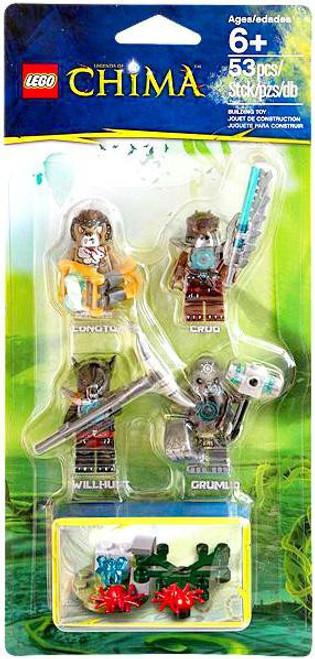 LEGO Legends of Chima Minifigure Accessory Set #850910