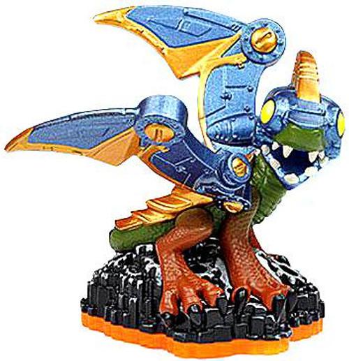 Skylanders Giants Lightcore Drobot Figure [Loose]