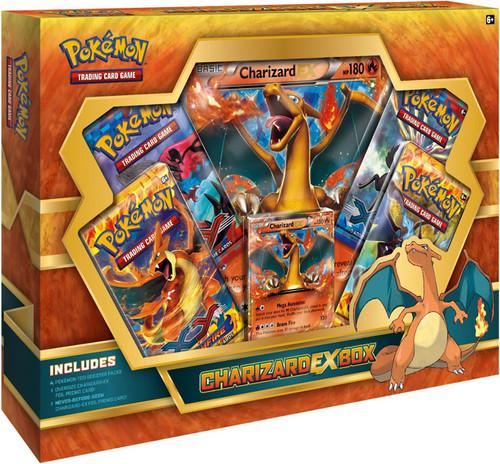 Pokemon Special Edition Charizard EX Box