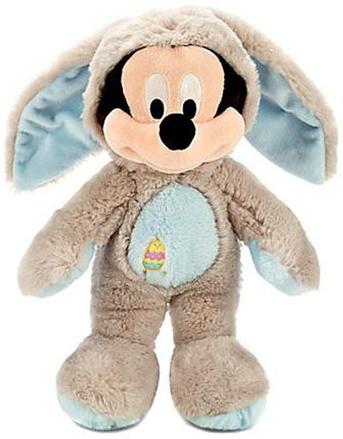 Disney Easter 2014 Mickey Mouse Bunny Exclusive 12-Inch Plush [Gray & Blue]